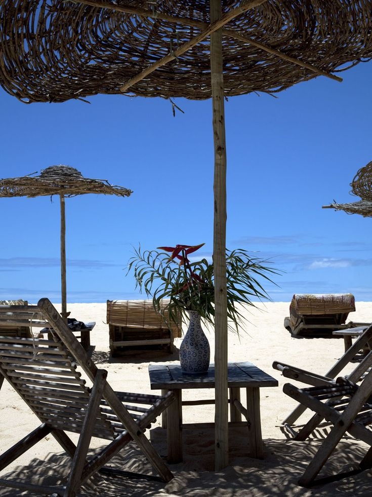 Brazilian tropical gem in Bahia...  Uxua Casa Hotel in Trancoso