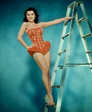 Debra PagetVintage Lingerie, Vintage Chic, American Pinup, Vintage Wardrobe, Pinup Babes, Woman Wile, Actresses, Vintage Style, Delicate Beautiful