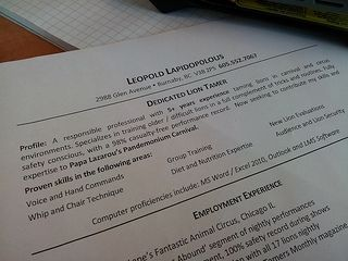 how to write accomplishment statements in resumes using student life