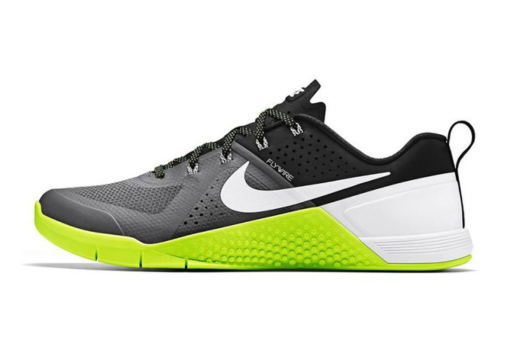 CMF we like / Softgoods / Nike / Grafical / neon Green / at Nike Metcon 1