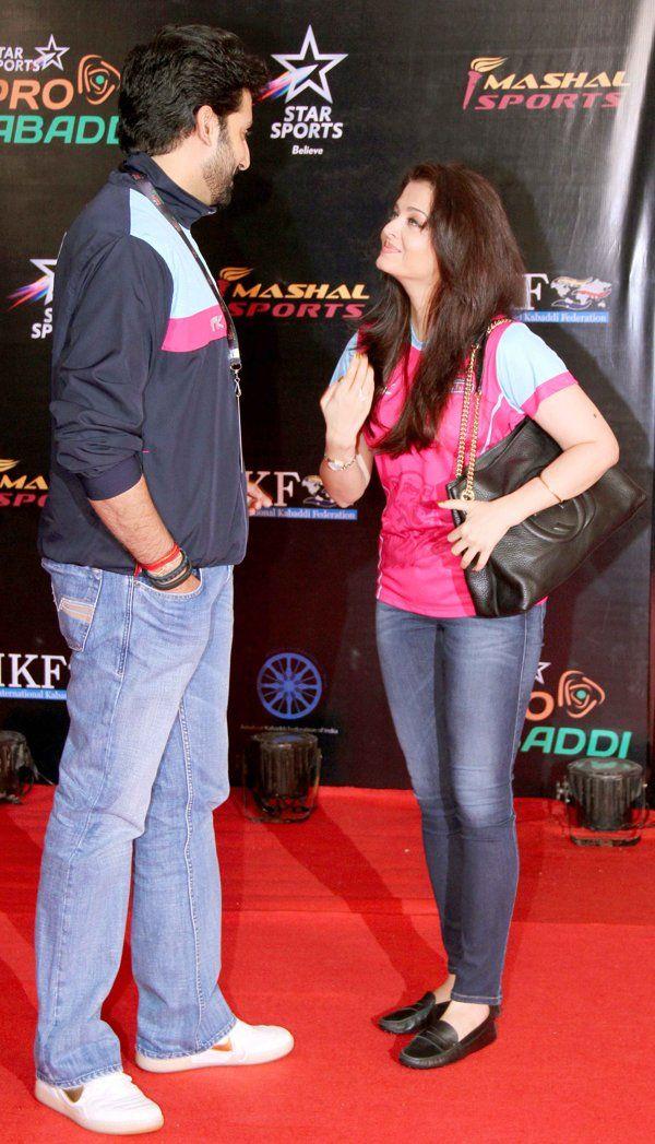 Abhishek Bachchan's Jaipur Pink Panthers win Kabbadi title - Yahoo Celebrity India  OMG