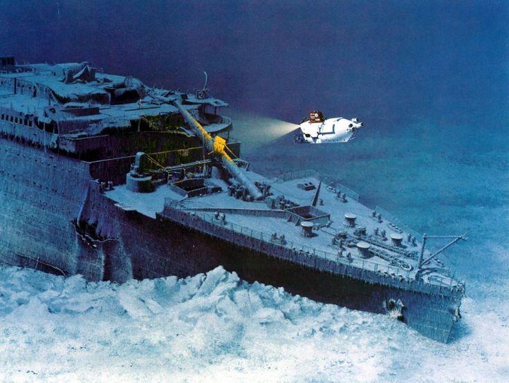Best 25+ Titanic underwater ideas on Pinterest | History ...