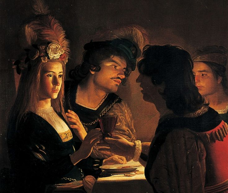gerrit van honthorst | or gerrit van honthorst in particular i was struck by