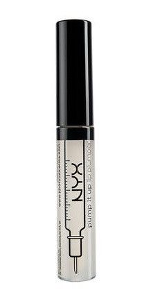 NYX Pump It Up Lip Plumper will bring your lips to its fullest flirtiest most fabulous shape and size. The shimmering lip plumper is formulated with Maxi-Lip, a special peptide known to improve collag