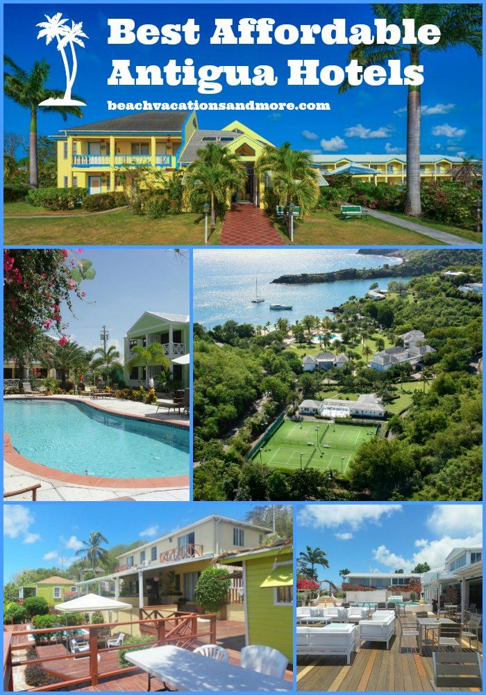 The best Antigua hotels that wonu0027t break