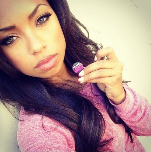 Happy Birthday Logan Browning! Sexiest Instagram photos