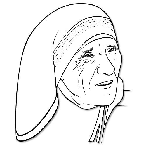 Mother Teresa Prayer Mother