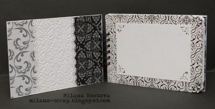 ArtWorks: Свадебная книга и конверт