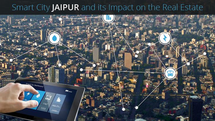 Smart City Jaipur and its Impact on the real estate