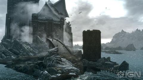 IGN Skyrim screenshot x2