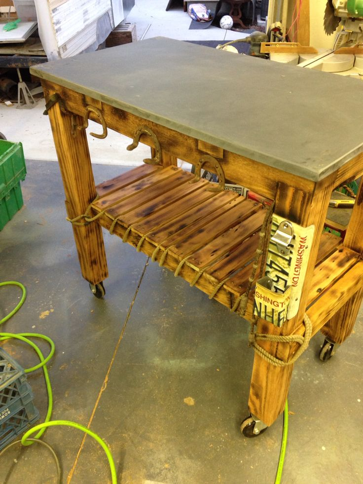 recycled materials include pool table slate old decking material vintage western items all - Slate Pool Table