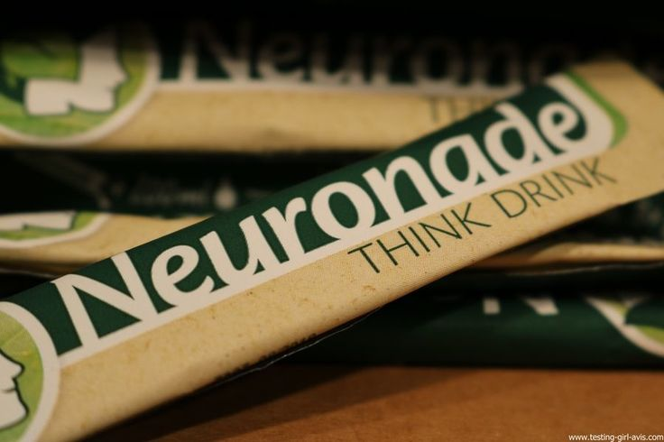 Neuronade Think Drink stick sachet