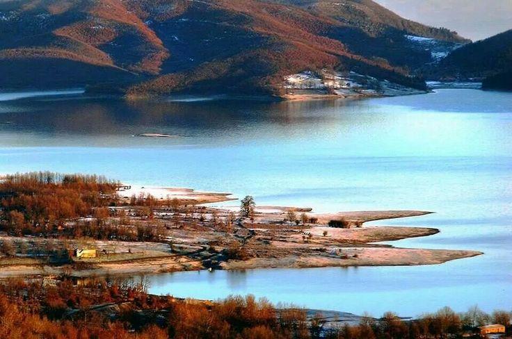 Lake Plastira, Karditsa, Greece