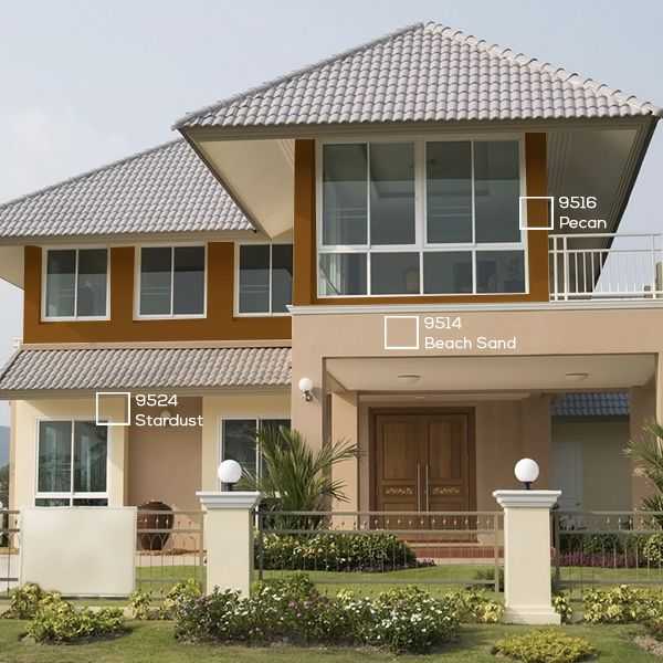 Ingin berkreasi dengan gaya industrial? Tetaplah menggunakan warna monokrom di hunian Anda.  #Eksterior #Modern #Paint #Colour #Wall #Home #ImajinasiTanpaKompromi #NipponPaintIndonesia #WarnaWarniLebaran