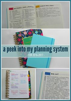 Still looking for the perfect planner? Wondering if a bullet journal is for you? Come on over and check out how I'm using my Simplified Planner and Bullet Journal in tandem to create a complete planning system! These two notebooks are ALL I NEED!!