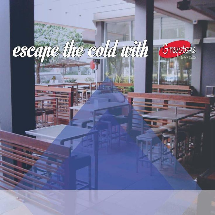 Escape the cold- Brissy set to hit a chilly 13 degrees overnight, why not come warm up with us http://buff.ly/1l18eDz