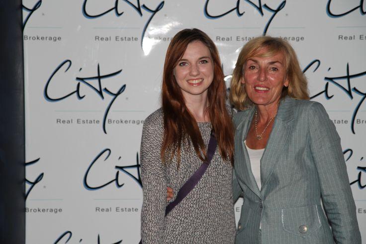 #BiancaMarijan #CityBrokerage #GrandOpening #Party