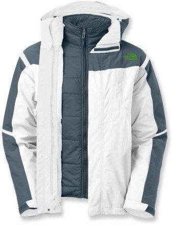 The North Face Vortex Triclimate 3-in-1 Insulated Jacket - Men\'s