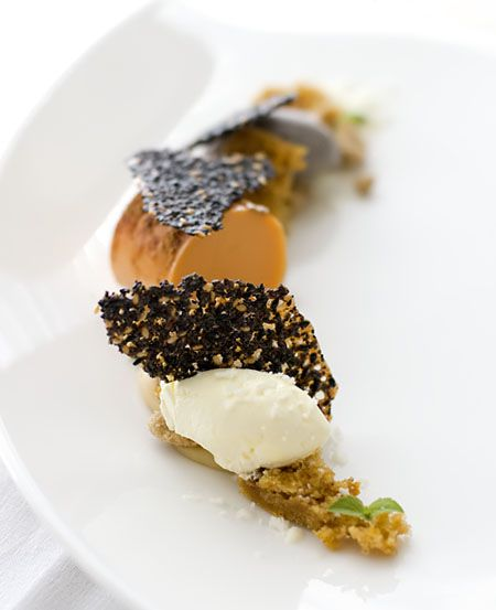 How to make sweet potato cake dessert from Chef David Everitt-Matthias