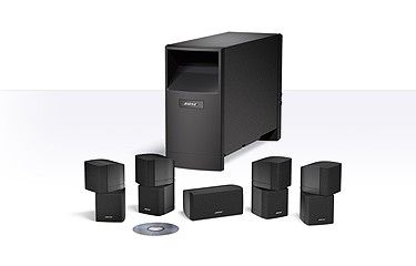 Bose Acoustimass® 10 speakers