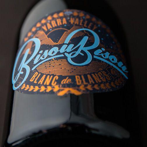 New look Bisou Bisou NV #wine #vinomofo #branding #design #labelling #winelabel #bisoubisou