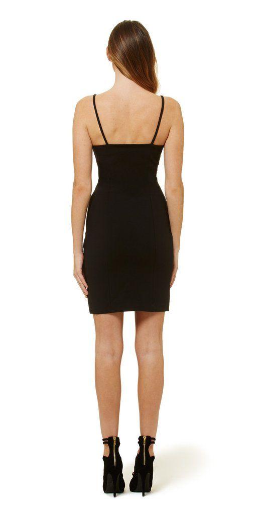 Bobbie Button Dress