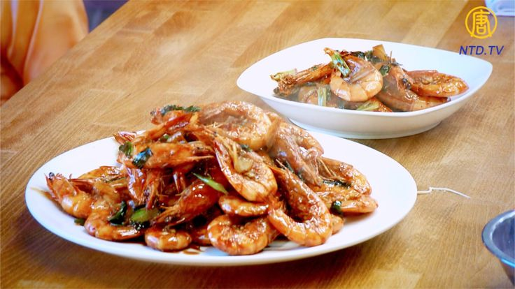 Huaiyang Cuisine: Stir-Fried Dynamite Shrimp