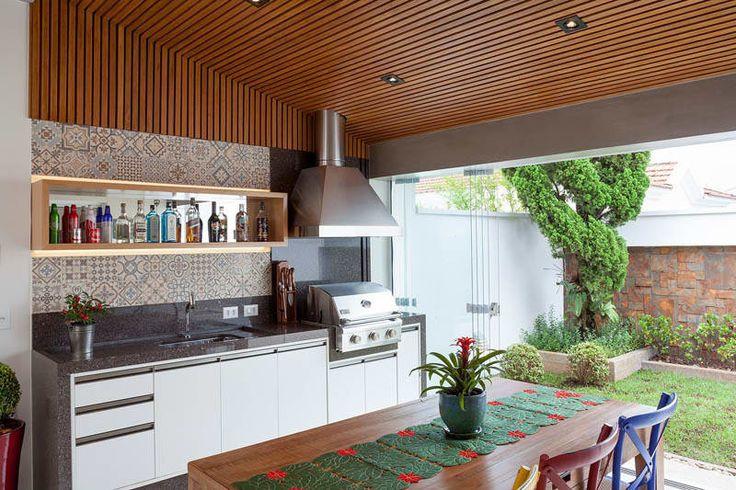 Cocinas integradas al patio 7 ideas fabulosas cocinas - Cocinas integradas ...