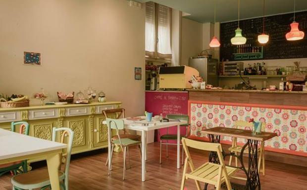 """Siamo su """"La Cucina"""" del Corriere, insieme ad altri 17 luoghi a misura di bimbo di tutta Italia http://cucina.corriere.it/notizie/cards/mangia-gioca-18-ristoranti-misura-bambino/artebimba-tavoli-mignon-brescia.shtml"""