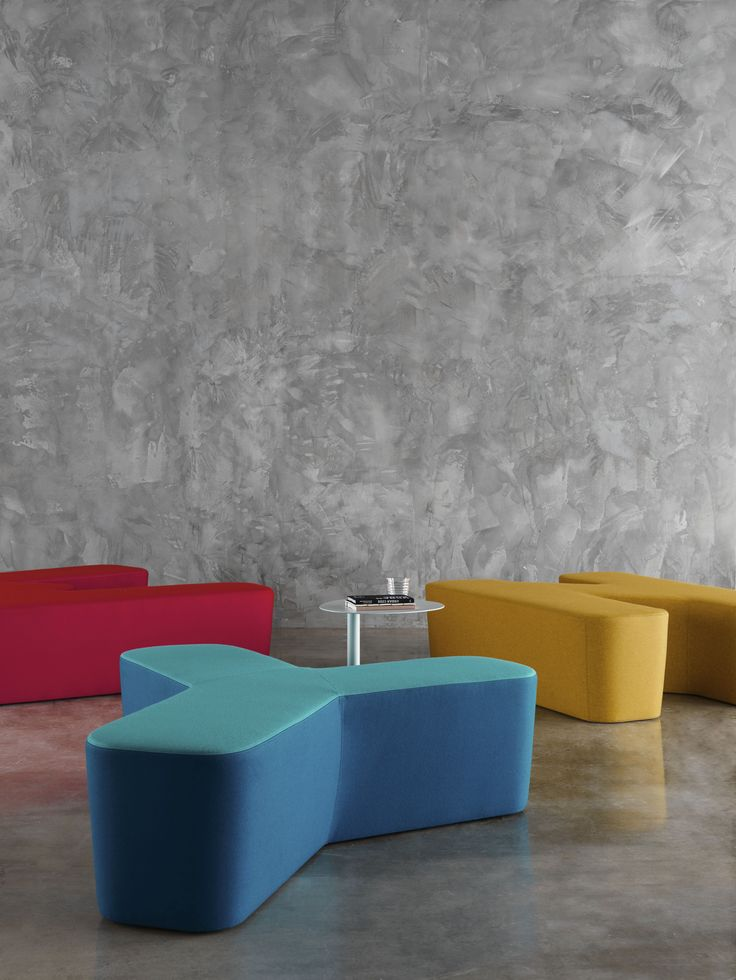 """Who said the love letters are just the ones made of paper? This is our #new #collection of upholstered """"Love Letters"""", precisely, designed by @simonemicheliar."""
