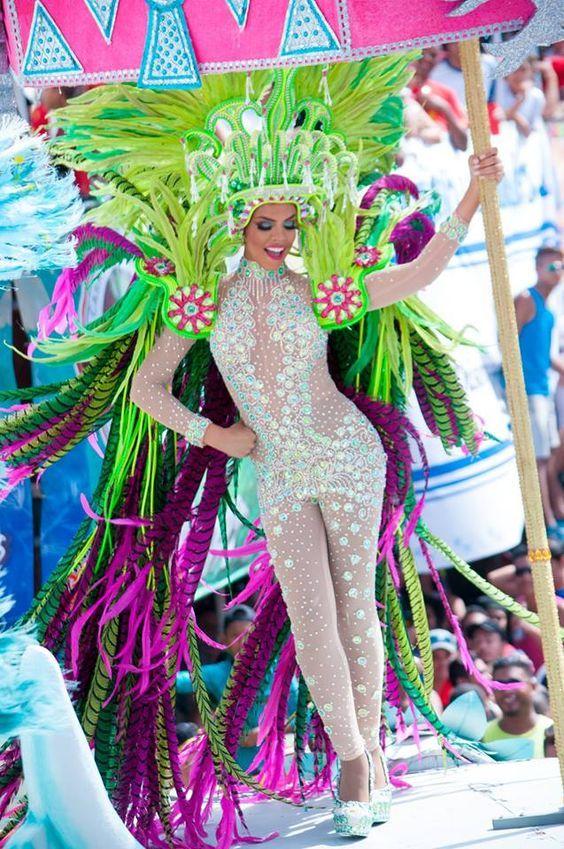 Pin Em Disfraces Para El Carnaval