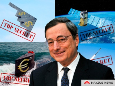 19 February 2013: No currency war, Draghi claims
