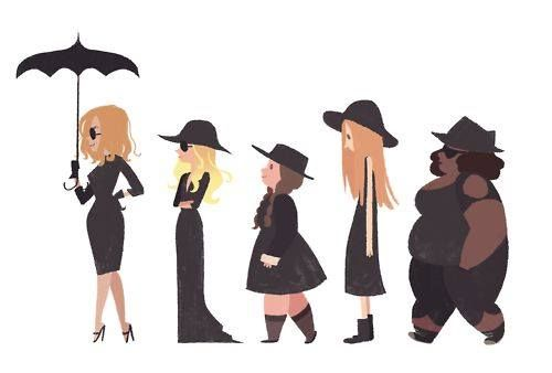 American Horror Story: Coven My favorite season by far. #witchcraft #voodoo
