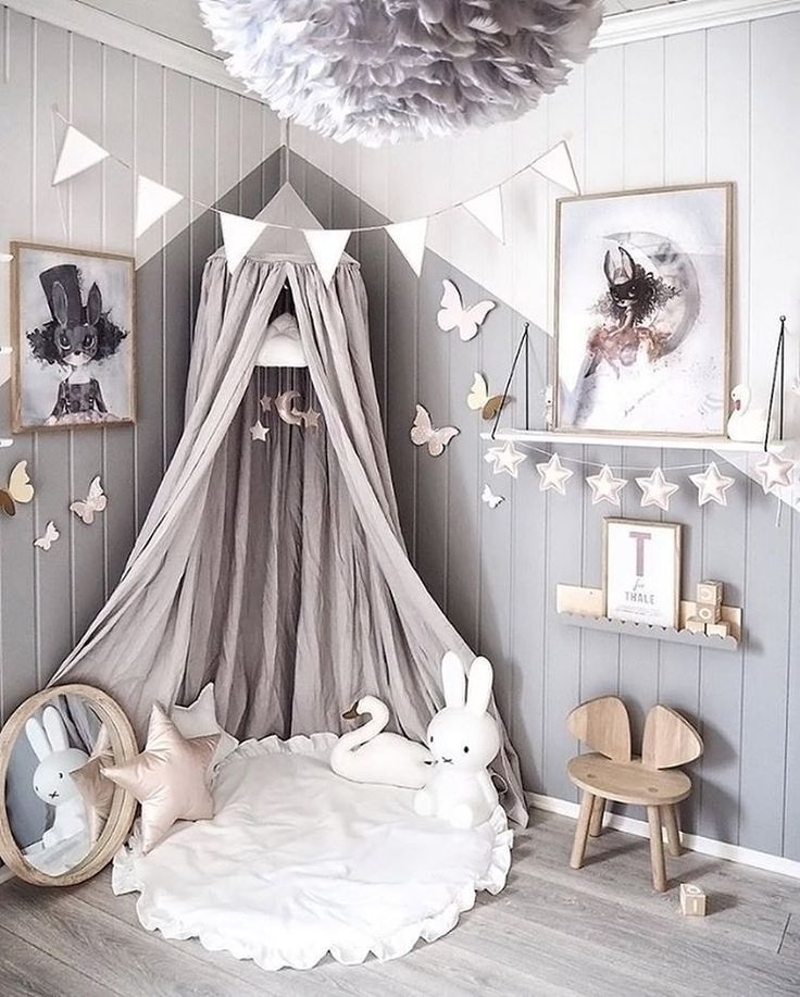 Happy Easter Everyone How Gorgeous Is This Kid S Room By Andrea Lingjerde Miff Kinder Dekoration Baby Room Decor Girl Room Little Girl Rooms