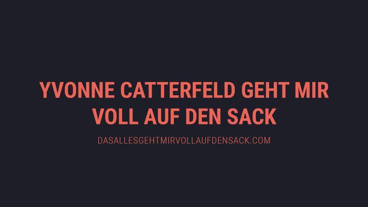 YVONNE CATTERFELD GEHT MIR VOLL AUF DEN SACK
