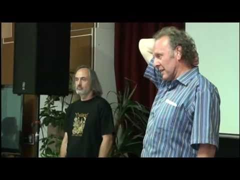 Jaroslav Dušek - O ČASE, PŮSTU, VODĚ A KAMENECH (Chotěboř, 29.5.2011) - YouTube