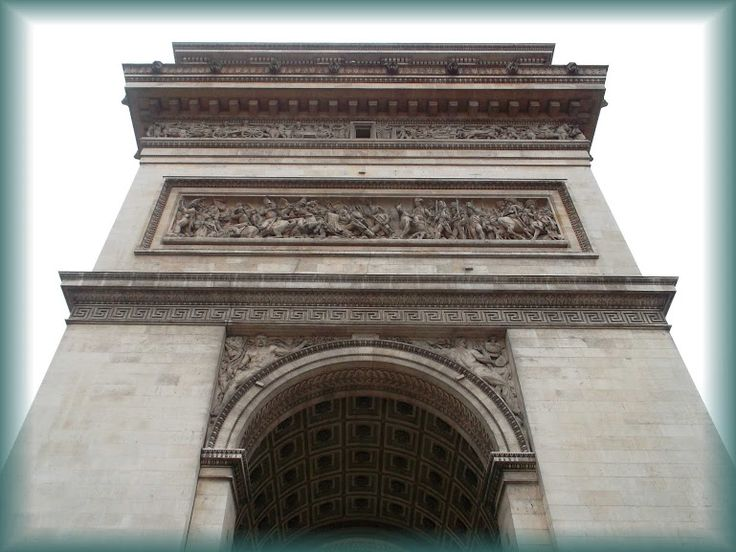 Paris Arc de Triomphe * Hungarian Sibyls in Paris, remembering mlle Lenormand, esoteric Tour * www.lenormand.hu