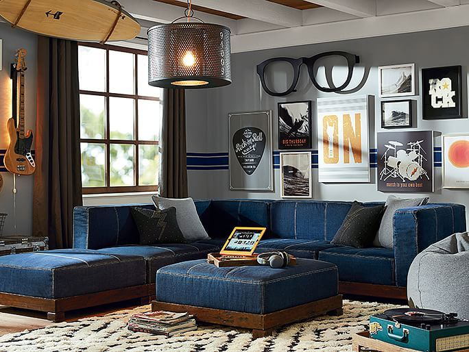 17 best images about brandon 39 s room teen on pinterest music rooms teen boy rooms and - Boy teens living room ...
