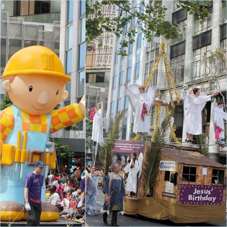New Zealand, Santa Parade, Fashion blog, moda, clothes, ropa para mujeres