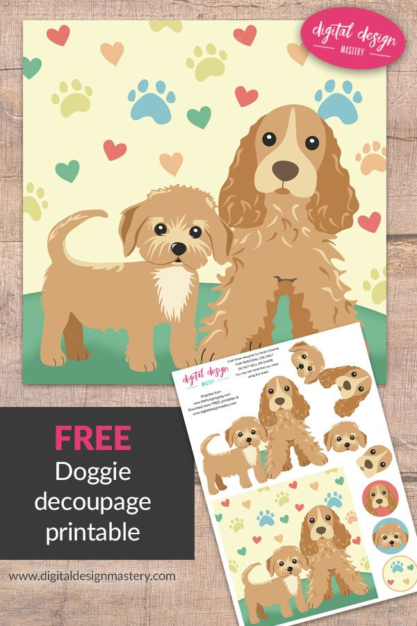 Impress All Your Dog Lover Friends By Crafting Them A Themed Handmade Birthday Card