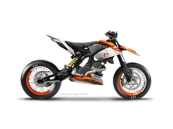 KTM 990 Supermoto Concept