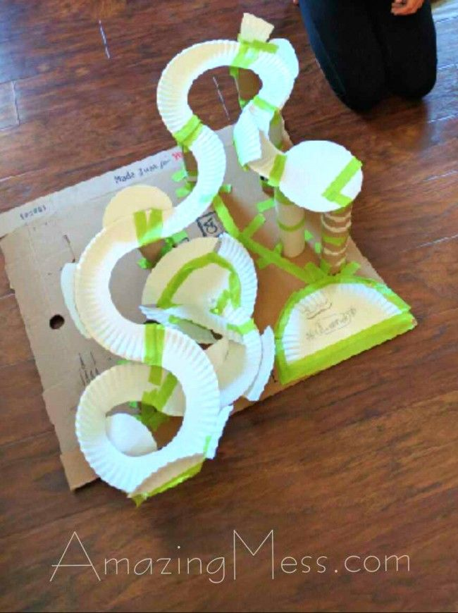 Roller Coaster Project Ideas For Kids School Science