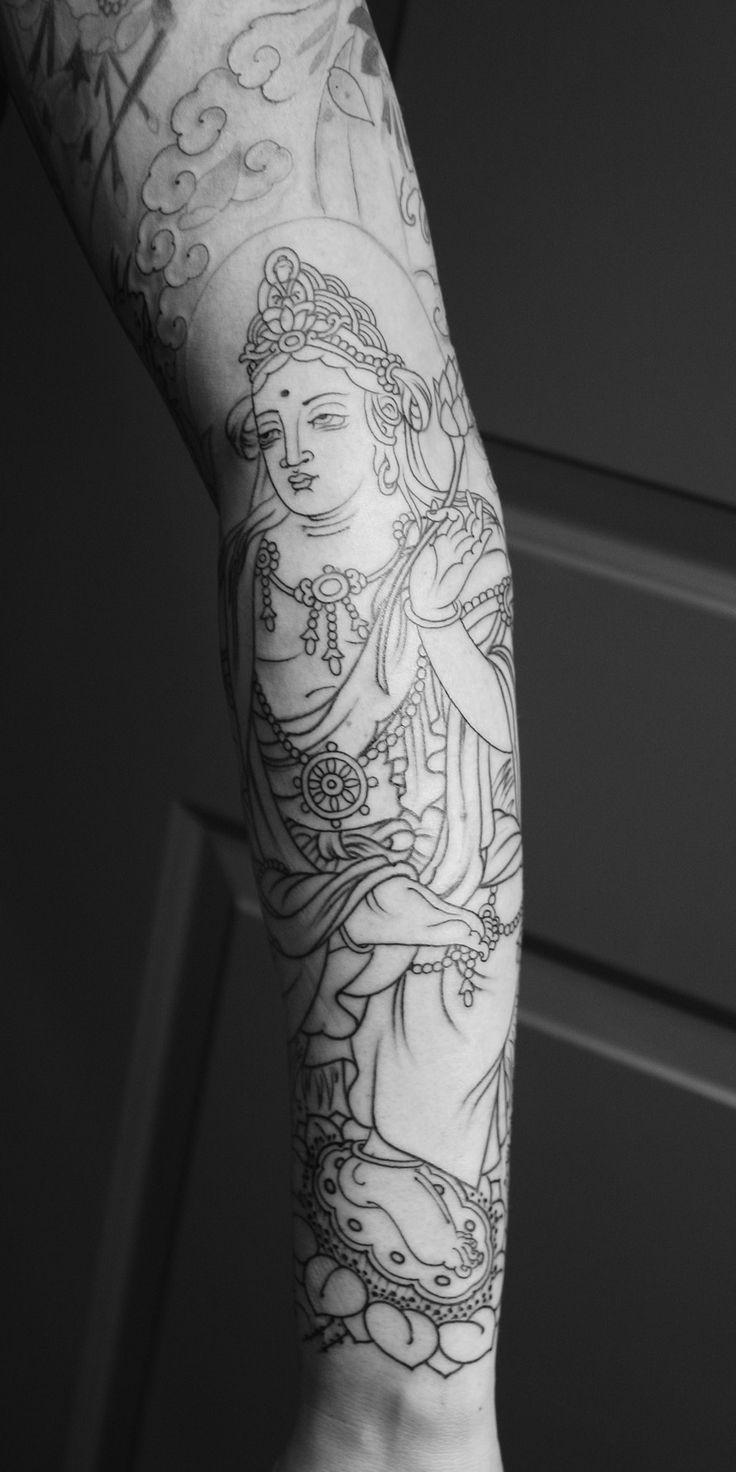 Henna tattoo charleston sc - Buddha Tattoo Sleeve Share
