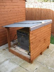 Generator cover / shed / enclosure