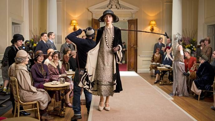 Downton Abbey, Season 5: Secrets of the Catwalk | 4. Episode 4 | Season 5 | Downton Abbey | Programs | Masterpiece | PBS