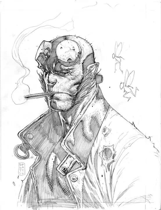 Stephen Platt sketch