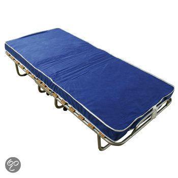 Inklapbaar bed - Zilver - 80 x 190 cm €80