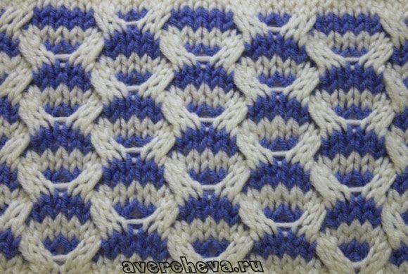 stripes meet cabling