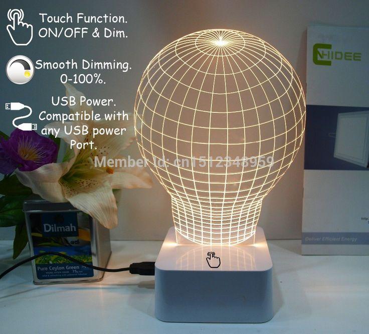Cnhidee USB музыка лампы акриловая 3d-металла из светодиодов свет халк таблица бюро сменные звездная ночь для детского дня рождения фестиваль творческий подарок