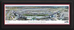 Daytona International Speedway Panoramic Picture - Daytona 500 Panorama - Deluxe Frame $199.95